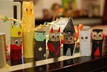 Halloween. / by Lesley Quesada