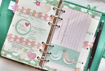 Organisation / Pretty ways to be organised  / by Charlotte Griffiths