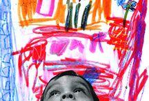 School Inspirations / inspirerend ! / by Erna Van Zeist
