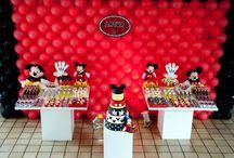 Mickey birthday / by Stephanie Brown