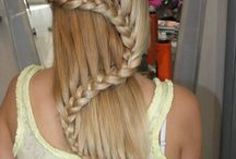 Hair styles && Makeup[[; / by Kayla Jordan