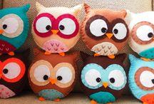 Owls / by Elizabeth Golob
