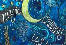 I Love the MOON and the MOON loves me! / by Kathy Woody