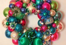 Christmas Wreaths / by Jacie C.