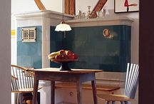 I want to eat there- Dinning rooms / by Lena