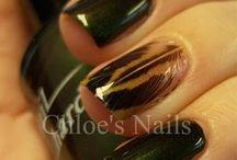 Nails / by Janell Wienhoff-Kislia