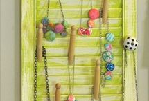 Craft Ideas / by Ruth Zielman