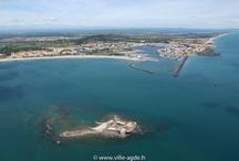 Le Cap d'Agde / Station balnéaire et touristique - Département de l'Hérault - Région Languedoc-Roussillon - Méditerranée - France / by Ville d'Agde