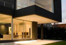 Piscina / Bonita arquitectura y combinación / by Adib Ortiz González