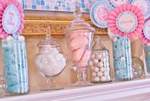 Themes - Parisian / Paris, stripes and a whole lot of pink! / by Oh Buttercup Events