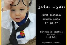 RJ's Board / Anything and everything for my little man RJ! / by Denise Senft