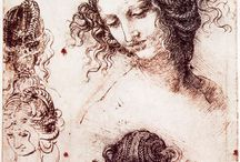 Leonardo Da Vinci / Leonardo Da Vinci / by seiiti takahasi