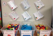 Makin' Math Fun / interactive math games to teach math concepts / by Jodi Ayers Cross