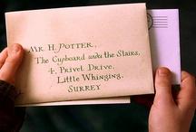 I LOVE Harry Potter / by Desire'e Betterman