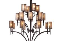 Chandeliers / by Louie Lighting