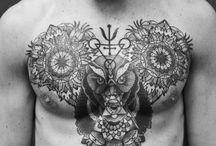 Ink / by Alealovely
