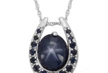 thai blue star sapphire jewelry / by Jean garrison