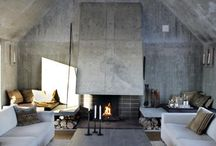 Fireplace / by Nordic Home