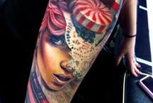 Tattoos / by Lauren Ball