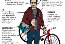 Silicon Valley Street Style / by ReadWrite