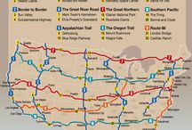 USA Road Trips / by Caz and Craig @yTravelBlog
