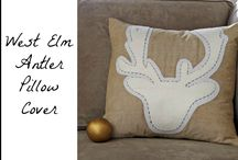 DIY - West Elm Knock Offs / by Megan {Our Pinteresting Family}