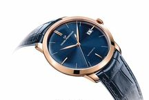 """Girard-Perregaux / Girard-Perregaux is one of the few authentic Swiss watch Manufactures. It designs, creates, develops and produces both the external components of a watch and its """"heart"""", the movement.  / by Manfredi Jewels"""