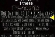 Zumba / Dance/Exercise / by Cindy Brown
