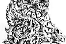 Owls / by Samantha Powell