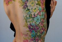 Art body canvass side / by Sheila Mitchell