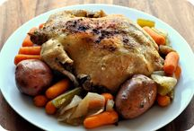 Recipes I Want To Try / Slow cooker, stove top, oven baked - doesn't matter. I want to try it all. / by Monina Wagner