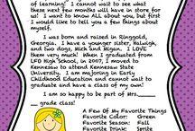 Grade 5 / by Tracy Pederson