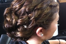 Hair+beauty / by Meg Cross