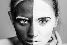 ansigter / by Erik Larsen