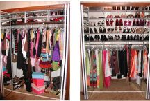 Closet / by Leeanne Cottle