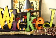 Fall/Halloween / by Bethann Schrader-Giancarlo
