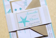 Beach Wedding / by Whimsy B. Designs