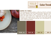 YOLO Colorhouse Farm-to-Table Palette / by Colorhouse Paint