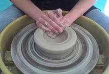 Pottery instructions & pics / by Barbara Trotsky