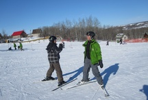 Learning to Ski / It's fun and it is easy! We have everything you need to get started, full equipment rentals plus trained instructors.  Watch for the Sample Sundays in January!  / by Asessippi Ski Area & Resort