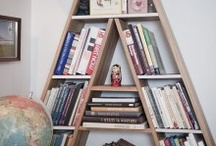Bookcases / by Alessa
