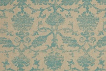 fabrics / by judi burrows-inspired (vintage.home.design)