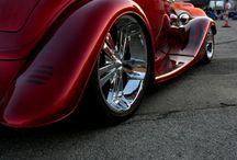 Hot cars and trucks / by Lori Tatar Smith