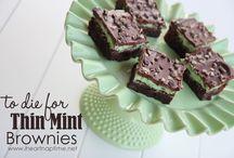 Brownie and Bar Recipes / by Megan Gehl
