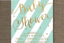 Neutral Baby Shower / by Michelle Knott