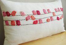 Pillows  / by Alison Senges