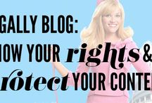 Blog ~ Legal / by Amanda Haines