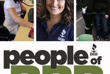 People of BBB / by BBB | E.Wa, N.Id & MT