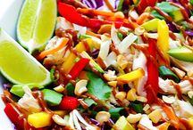 Summer Salads / by deloom boutique