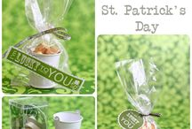 Holidays: St. Patty's / by Jacqueline Marie